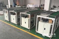 外圆磨床自动送料机-捷众机床自动化