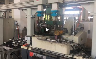 非标大龙门架机械手视频